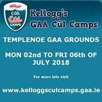 Kelloggs Cúl Camp 2015