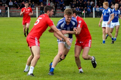 County Intermediate Football Championship, Waterville V Templenoe, 17th April 2017_7