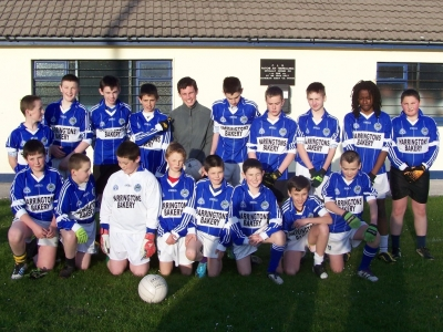Div7, U14 County League, Templenoe / Tuosist V Cromane_1