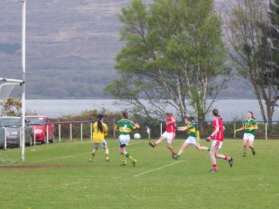 Kerry V Cork, Munster Minor Ladies_6
