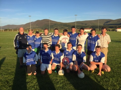Div 9 County U16 League Winners 2015, Templenoe / Sneem / Derrynane_1