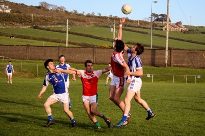 Div1 County SFL, Dingle V Templenoe, 08 April 2017_8