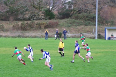 Purcell Cup Final 2011, Templenoe V Tuosist_3