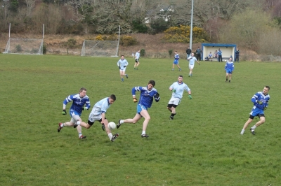 South Kerry League, Templenoe V Renard_1